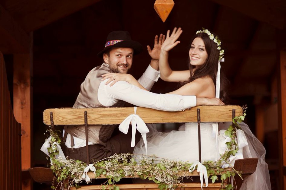 Wedding concept Country Style