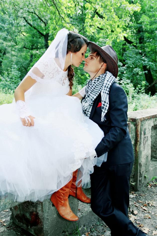 Wedding concept Cowboy Style