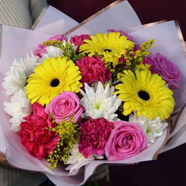 Gerberas Bouquet 016