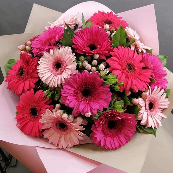 Gerberas Bouquet 039