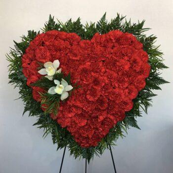 Sympathy Wreath 007