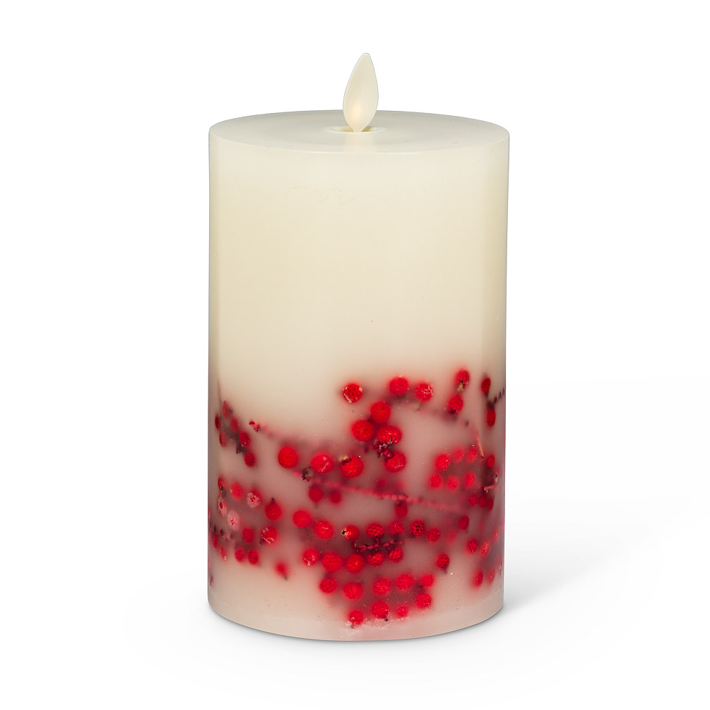 Medium Berry Candle