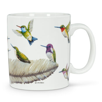 Birds of a Feather Jumbo Mug
